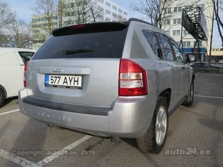 Jeep Compass 4X4 2.4 125kW