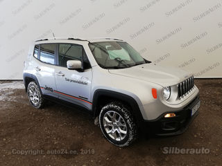 Jeep Renegade Limited 4x4 1.4 125kW