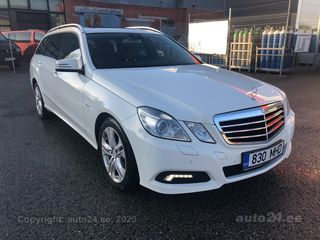 Mercedes-Benz E 250 Avantgarde 1.8 150kW