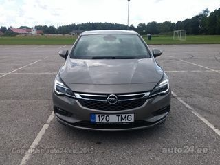 Opel Astra Innovation 1.4 110kW