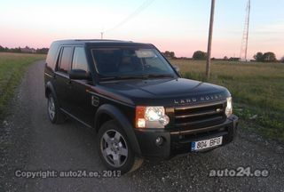 Land Rover Discovery 3 SE 2.7 V6 140kW