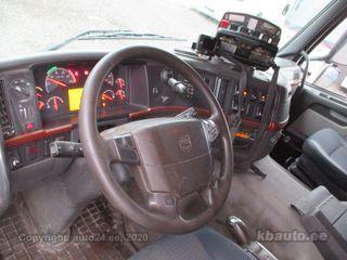 Volvo FM 480 6X2 HIAB 166 E-5 / 2007