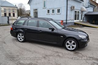 BMW 525 touring xDrive 3.0 145kW