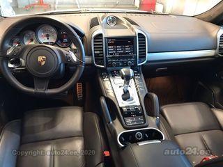 Porsche Cayenne S Diesel 4.1 281kW