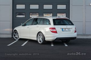 Mercedes-Benz C 320 3.0 165kW