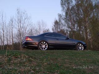 Mercedes-Benz CL 500 5.0 V8 225kW