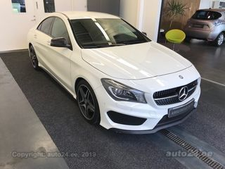 Mercedes-Benz CLA 220 AMG 4MATIC 2.1 130kW