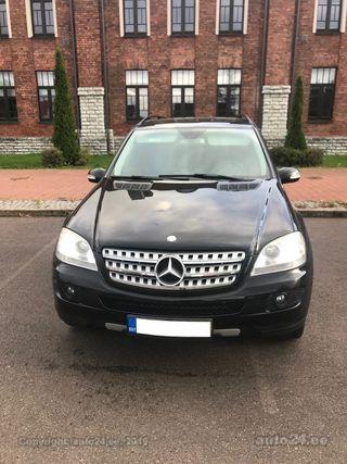 Mercedes-Benz ML 320 3.0 165kW