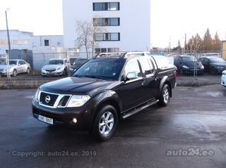 Nissan Navara Double Cap Luxury 2.5 140kW