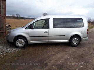 Volkswagen Caddy 1.9 77kW