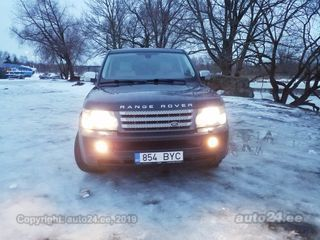 Land Rover Range Rover Sport 4.2 V8 SUPERCHARGED 287kW