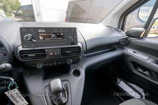 Citroen Berlingo L2 VAN PURETECH 110 81kW