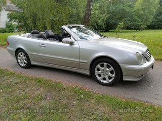 Mercedes-Benz CLK 230 2.3 LPG 142kW