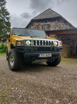 Hummer H2 Supercharged 6.0 236kW