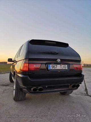 BMW X5 Sportpakett 3.0 160kW