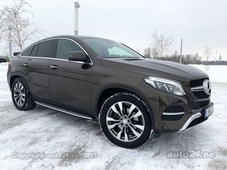 Mercedes-Benz GLE 350 D 4MATIC Coupe 3.0 190kW