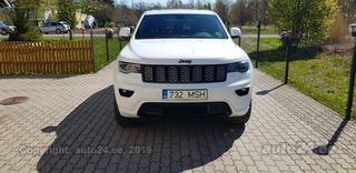 Jeep Grand Cherokee NIGHT EAGLE Multijet 4+4 3.0 184kW