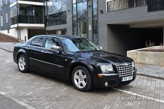 Chrysler 300 C Facelift 3.0 CRD 160kW