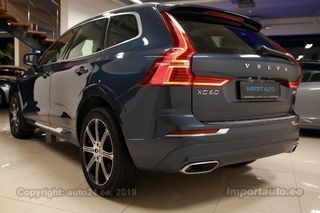 Volvo XC60 AWD INSCRIPTION INTELLI SAFE BUSINESS MY18 2.0 D4 140kW