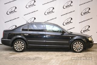 Skoda Superb 1.8 T 110kW