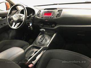 Kia Sportage EX 2.0 120kW