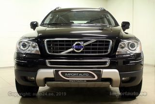 Volvo XC90 AWD SUMMUM XENIUM REAR ENTERTAINMENT 2.4 D5 147kW
