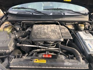 Jeep Grand Cherokee Black Pearl 2.7 120kW