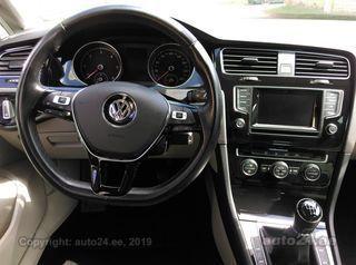 Volkswagen Golf Variant Carat 2.0 TDI 110kW