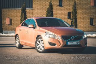 Volvo S60 City Safety 2.4 D5 151kW