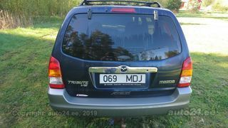 Mazda Tribute 3.0 V6 145kW