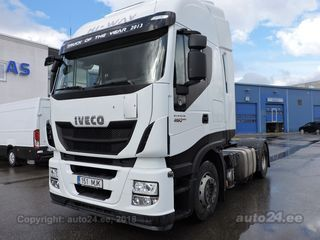 Iveco Stralis AS440 T/P 338kW