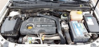 Opel Astra 1.7 R4 59kW