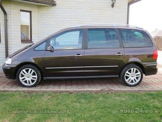 Volkswagen Sharan Freestyle Edition 1.9 TDi 85kW