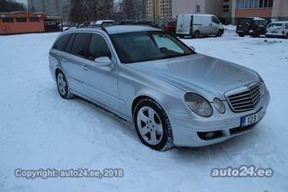Mercedes-Benz E 220 Facelift 2.2 125kW