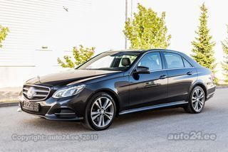 Mercedes-Benz E 350 Avantgarde 4 Matic 3.0 CRDi 185kW