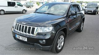 Jeep Grand Cherokee 4x4 3.0 140kW
