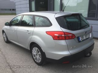 Ford Focus EcoBoost 1.0 92kW