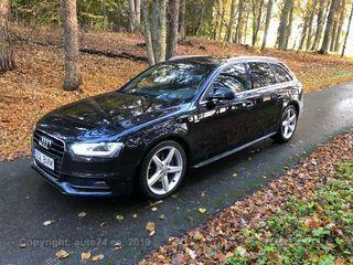 Audi A4 S-line 2.0 110kW