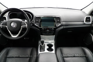 Jeep Grand Cherokee Summit 3.0 V6 CRD 184kW