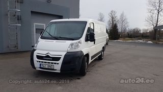 Citroen Jumper 2.2 88kW