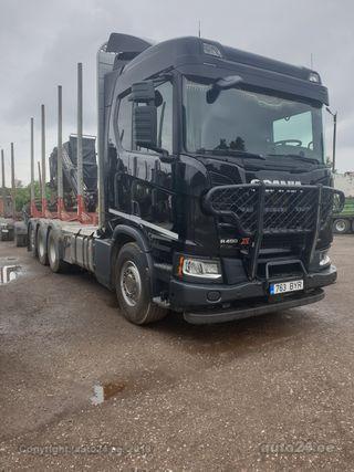 Scania R450 331kW