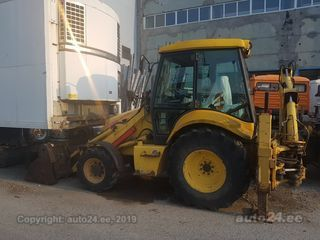 New Holland Lb 110 4.5 82kW