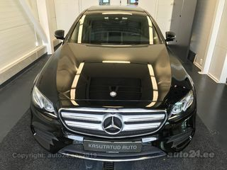 Mercedes-Benz E 220 AMG Widescreen 2.0 143kW