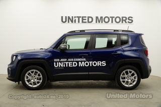 Jeep Renegade Limited 1.3 111kW