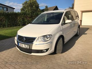 Volkswagen Touran Highline 2.0 125kW