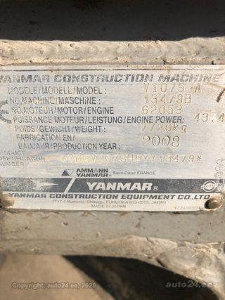 Yanmar VIO75-A 43kW