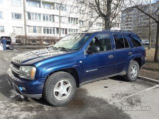 Chevrolet TrailBlazer 4.2 201kW