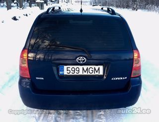 Toyota Corolla 1.6 81kW