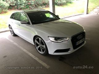 Audi A6 S-line 3.0 V6 180kW