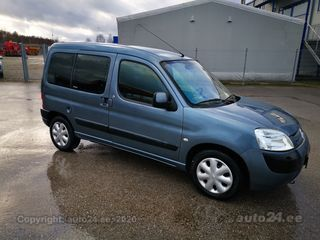 Citroen Berlingo 1.6 80kW